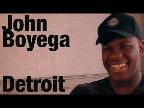 DP/30: Detroit, John Boyega