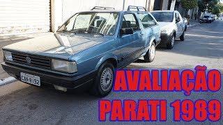 Avaliação Parati GLS 1989 1.8 - A quadrada mais linda da Volkswagen