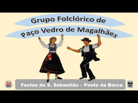 Grupo Folclórico de Paço Vedro de Magalhães - (Direto)