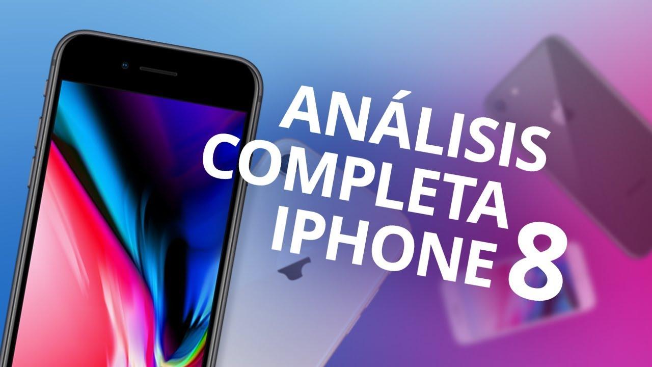 Download iPhone 8 [Análisis / Review en español]
