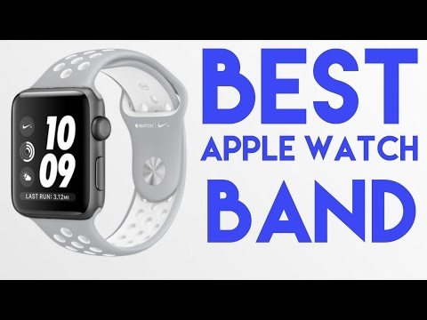 This is the best Apple Watch Band