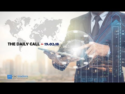 The Daily Call with Cristian Moreno Feb 19, 2018