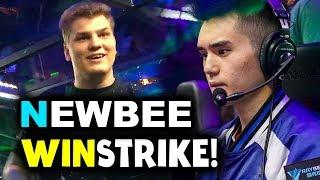 NEWBEE vs WINSTRIKE -  FIGHT FOR LIFE #TI8 - THE INTERNATIONAL 2018 DOTA 2