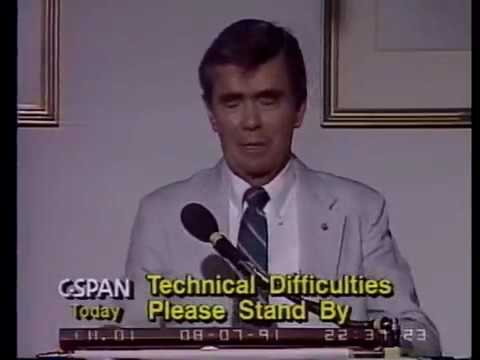 Former Iranian Hostage on the Effects of the Gulf War on Foreign Policy (1991)