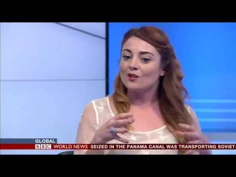 TAKING THE PISS- talking tech, development and urine on BBC World News