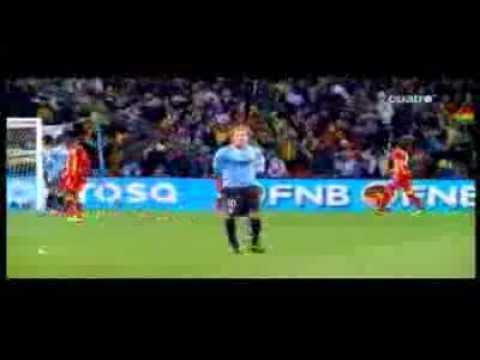 El minuto loco del Uruguay vs Ghana Mundial2010 Deportes.flv