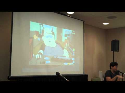 Breaking the Otaku Stereotypes - NDK 2012