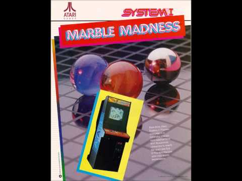 Marble madness Arcade Level 2 music