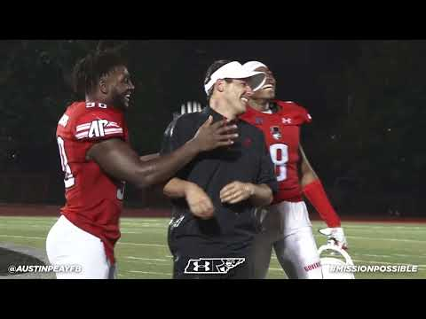 Highlights from Austin Peay's 69-13 win over Morehead State