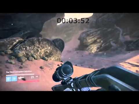 Hardcore Destiny Speedruns (Mars Footrace WR 9:58)