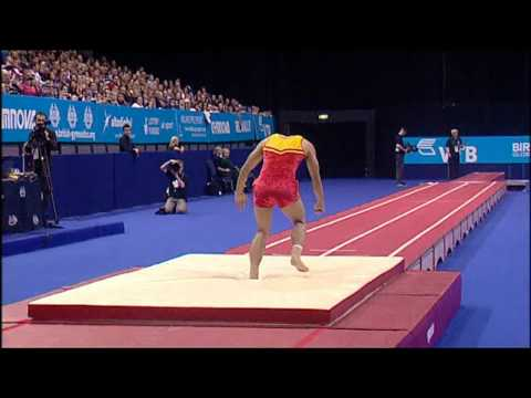 Song Yang (CHN) - 2011 World Tumbling - Final Run 1