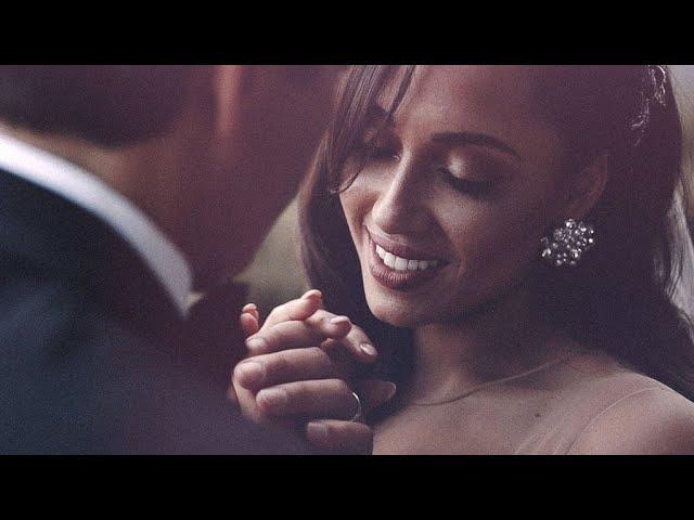 Amazing wedding video at Villa la Foce in Val d'Orcia
