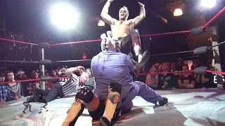 [Free Match] ISW Other Title: Dave Cole vs. Gran Akuma vs. Buxx Belmar vs. Fluffy - Beyond Wrestling