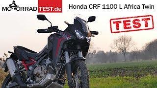 Honda CRF 1100 L | Test der neuen Africa Twin 2020