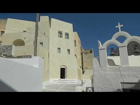 Venetian castle in Emporio village, Santorini, 23.09.2016 - part 1