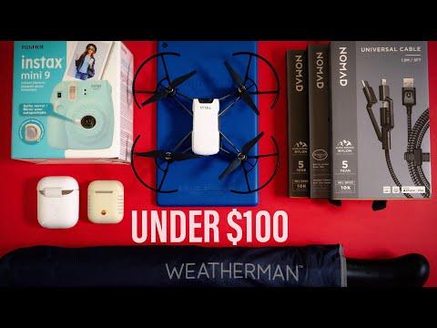 Cool Tech Gift Ideas Under $100!