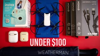 Cool Tech Gifts Under $100