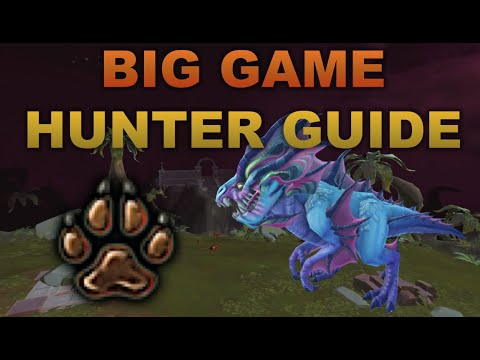 Big Game Hunter Guide [RuneScape 3]