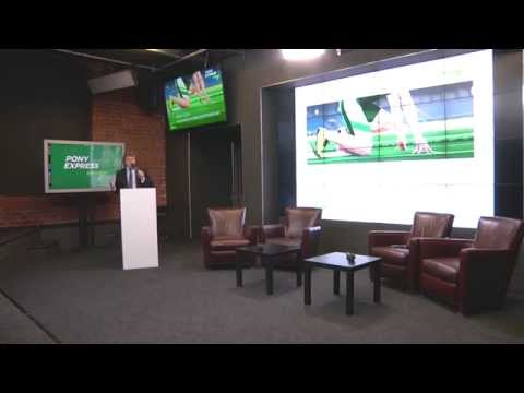 PONY EXPRESS: перспективы развития логистического рынка и новая стратегия развития компании