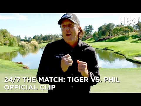 Match Predictions | 24/7 The Match: Tiger Woods Vs. Phil Mickelson