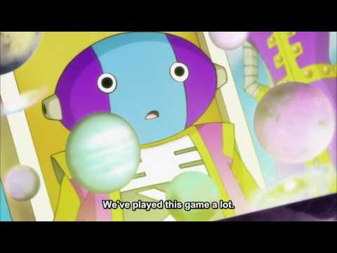 Zeno sama Vs Zeno sama Destroying worlds for fun!!!! english spanish subs  HD