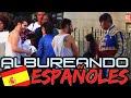 ► Albureando Españoles en Madrid | Albures