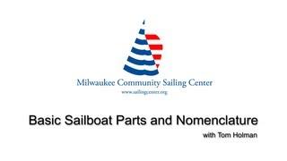 Mcsc: Sailboat Parts