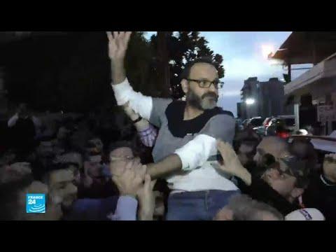 إخلاء سبيل الممثل اللبناني زياد عيتاني بعد تبرئته من تهمة التعامل مع إسرائيل  - 13:23-2018 / 3 / 14