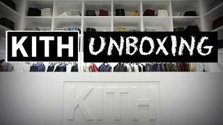 KITH NYC (by Ronnie Fieg) Clothing/Apparel - Pick Ups (Unboxing/Review)