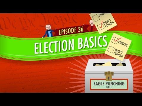 Election Basics: Crash Course Government and Politics #36