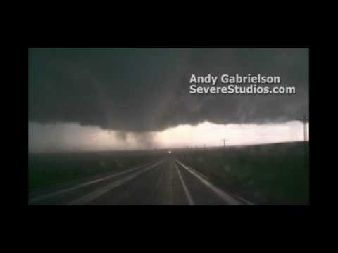 Dupree SD Tornadoes 6-16-10