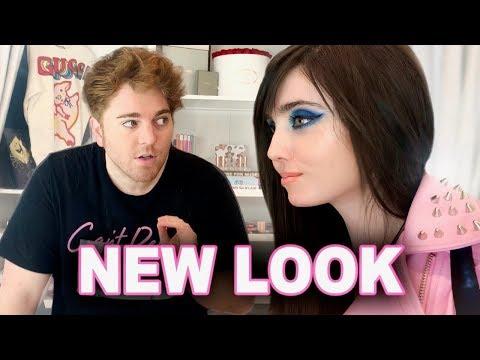Shane Dawson Picks My New Look!