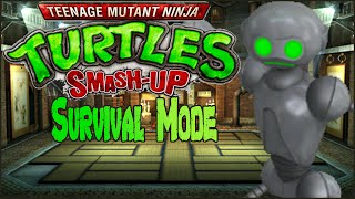 Teenage Mutant Ninja Turtles Smash Up Survival Mode With Fugitoid
