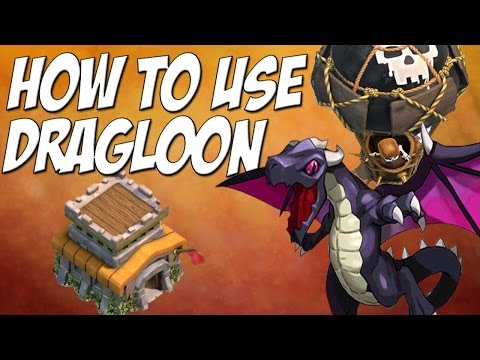 Clash of Clans: Dragloon Attack Strategy TH8 - 3 Star Tutorial