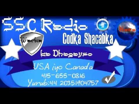 Waraysi ku Saabsan Dowladda Cusub iyo Maamulka Khaatumo ( SSC Radio)