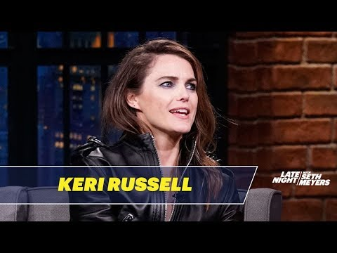 Keri Russell Says Broadway Is 'Still Crazy To Me'
