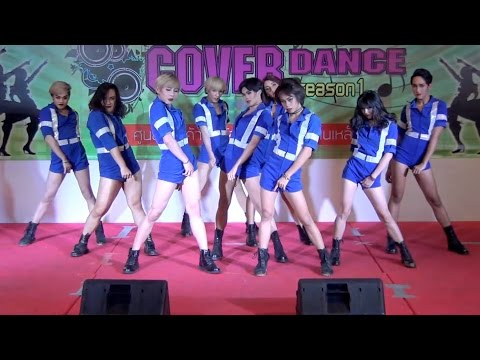 160319 EXODIA PROJECT cover SNSD - Intro + Catch Me If You Can @Mega Plaza Cover Dance (Audition)