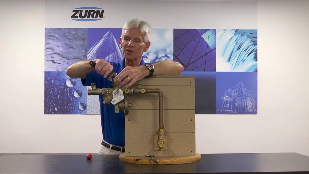 Zurn Wilkins Backflow Prevention 975XL - How to Repair