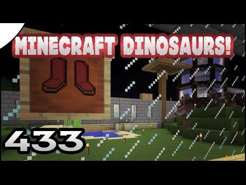 Minecraft Dinosaurs! || 433 || Stock the Stockings