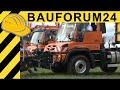 Neuer Unimog Mercedes-Benz - Walkaround New Unimog Truck Series - Unimog U 216 & U 218 - Bauforum24