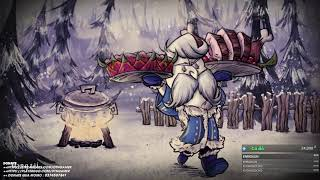 Don't Starve Together #3 : Winter Is Coming ... lạnh teo ..