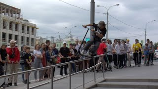 Russian Scooter Day 2021: Moscow