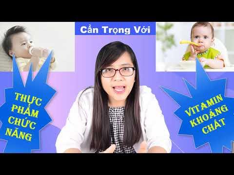 Khi nào cần bổ sung vitamin và khoáng chất cho trẻ?