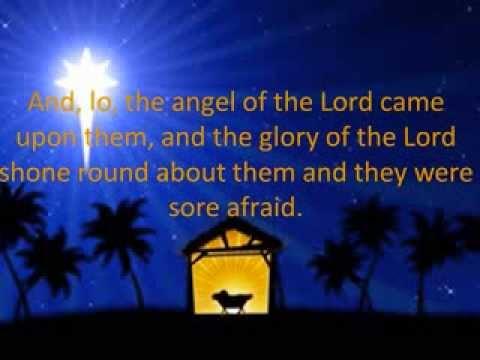 Charlie Brown Christmas Bible Verse