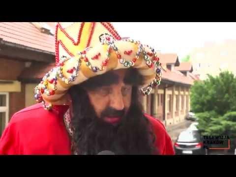 Orszak Lajkonika przeszedł ulicami Krakowa