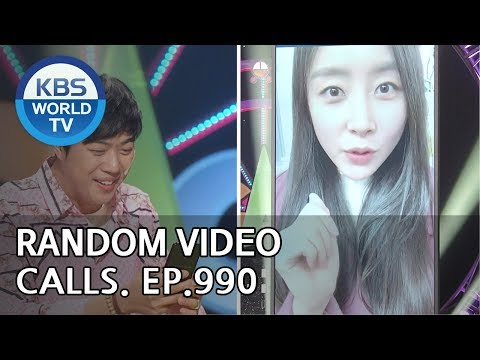 Random Video Calls | 랜덤 울화통 [Gag Concert / 2019.03.16]