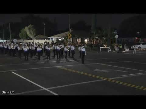 Hollencrest MS - Project March - 2019 Covina Christmas Parade