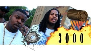 J Spades ft. Waka Flocka - 3000 [OFFICIAL MUSIC VIDEO] @REAL_JSPADES @Phatlineprod @WakaFlockaBSM