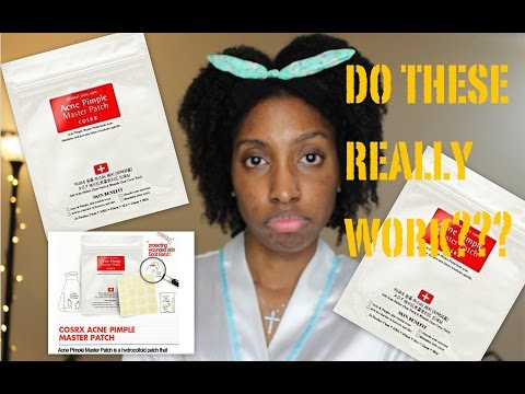 BEAUTY | Acne Pimple Master Patch Review