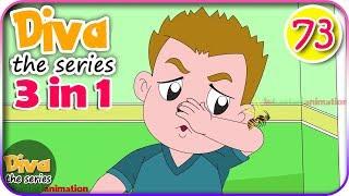 Seri Diva 3 in 1 | Kompilasi 3 Episode ~ Bagian 73 | Diva The Series Official